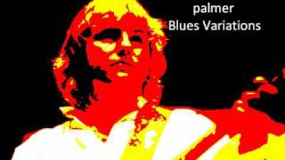 Emerson lake & palmer, Blues Variation