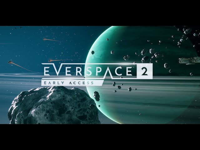 EVERSPACE 2 - First 44 Minutes [Early Access] [Ultrawide] [1440p] - Gameplay PC