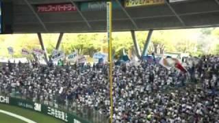 08年10月19日 CS 西武ライオンズ 1-9