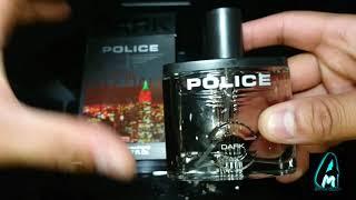 Police Dark Mens Fragrance (Review)