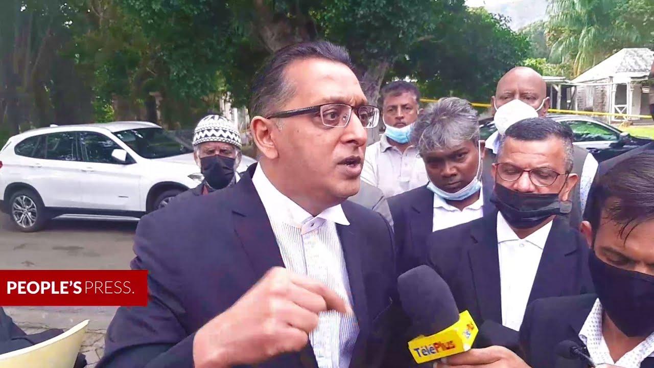 Affaire Kistnen: Sivom Arian fait face à la pression des autorités, explique Bhadain