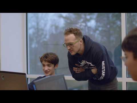 Georgia Esports Coach Stories - Cooper van Rossum, The Mount Vernon School