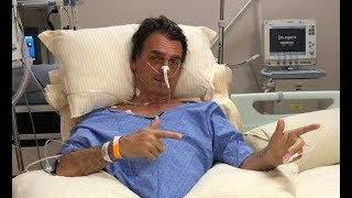 Bolsonaro: Médicos dizem que estado de saúde