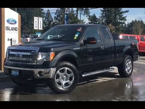 2014 Ford F-150 XLT W/ Backup Camera, Satellite Radio Review| Island Ford
