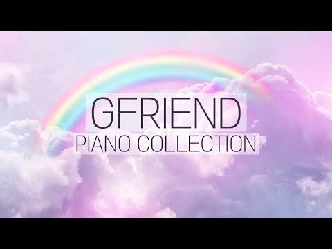 여자친구 피아노 커버 모음 GFRIEND  Piano Cover Collection