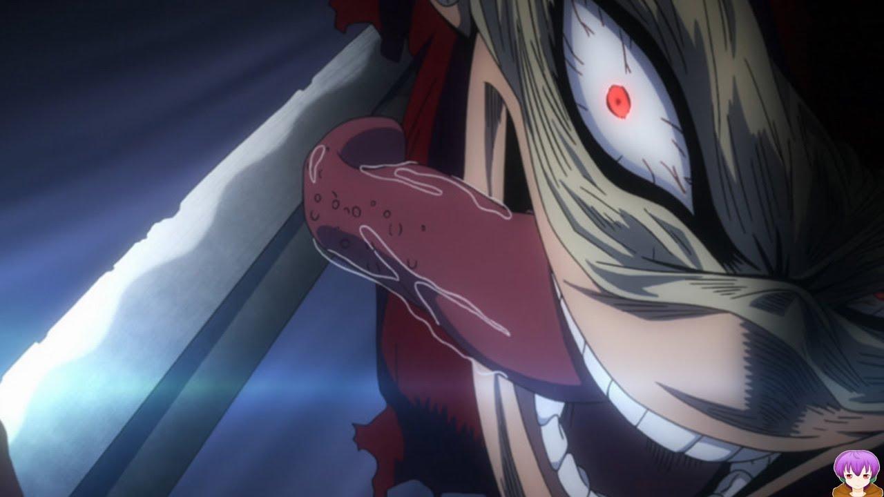 Boku no hero academia review brutal gamer - Stain Giving Out L S Boku No Hero Academia Season 2 Episode 16 Anime Review