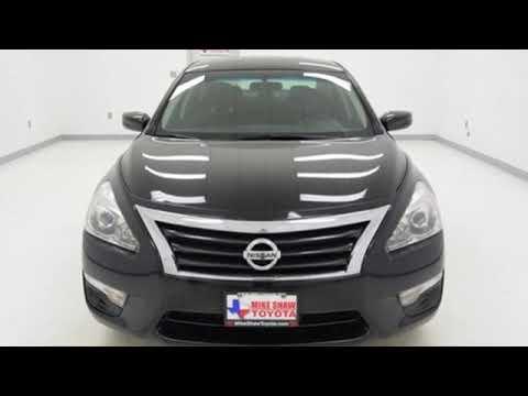 Used 2014 Nissan Altima Corpus Christi, TX #PL4667