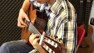 Nguyễn Bảo Chương - Tình Xót Xa Thôi (fingerstyle) - Guitar solo