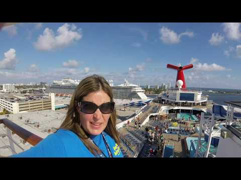 Carnival Conquest Cruise December 17, 2017
