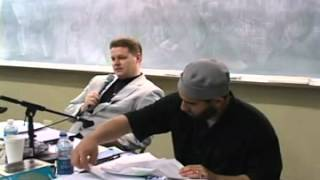 Who was Muhammad (pbuh)? The Christian and Muslim Perspectives ( Crossfire Session - 4 of 4 )