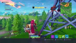 MY BROTHERS FIRST DAY ON FORTNITE (FORTNITE LIVE STREAM) VBUCK GIVE AWAY 500 SUBS