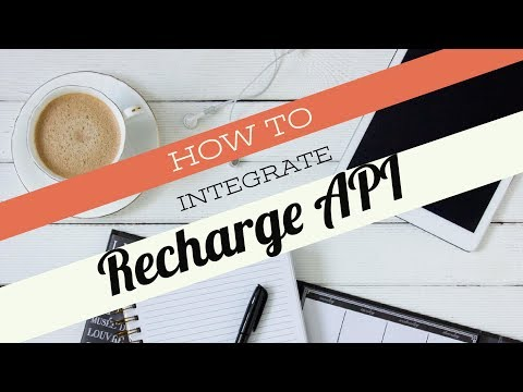 How To Create Recharge Website | GET Recharge API Free | Make Recharge Website