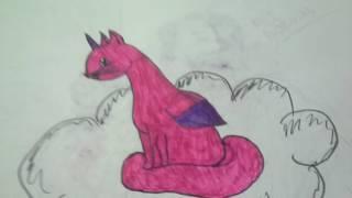Мои рисунки лошадей и не только!!!!!