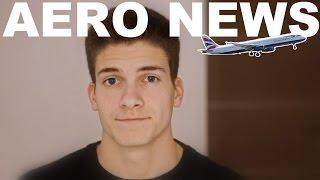 Jumbo mit 5 Triebwerken! Eurowings kommt verspätet! WLAn an Bord! AeroNews