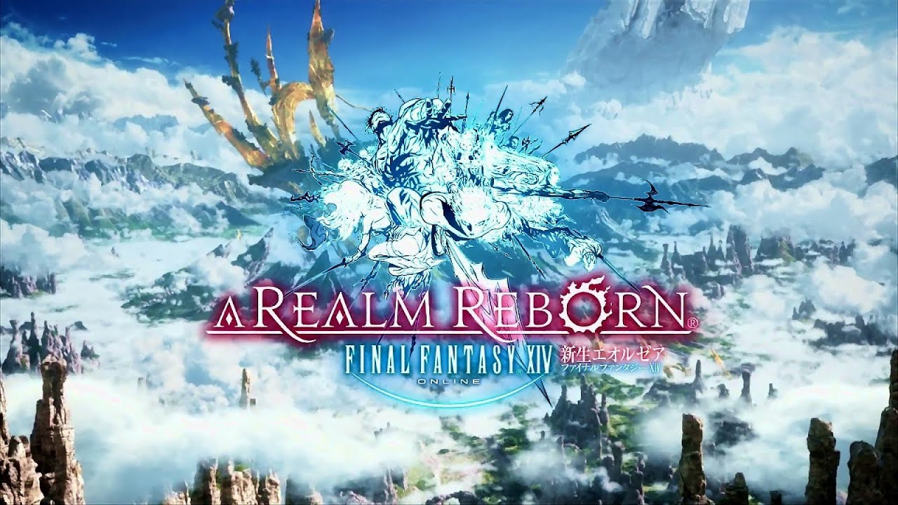 Final Fantasy 14 realm Reborn (LIVE) , Map usage and Quest tracking ...