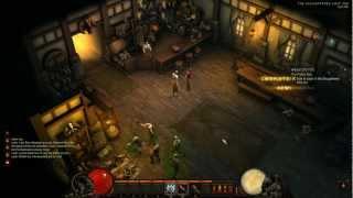 Diablo III -e2- Act 1 Quest 1: The Fallen Star [Blind]