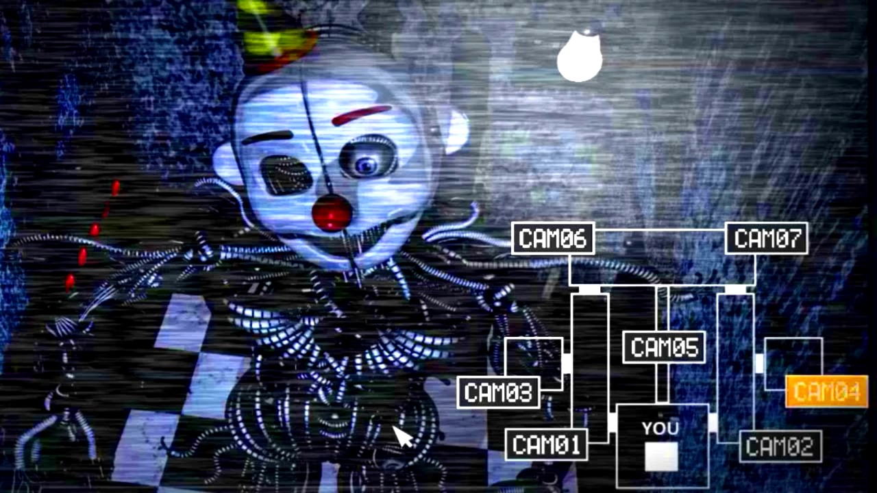 Five Nights At Freddy S Sister Location Private Room Cam