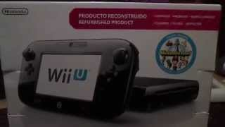Unboxing Wii U Deluxe w/Nintendo Land Bundle Refurbished From Nintendo