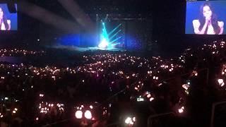 Jisoo_SOLO _Clarity - Zedd#BLACKPINKin your area world tour concert in Manila (02022019)_PART 2