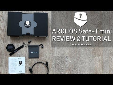 ARCHOS SAFE-T mini Review & Tutorial