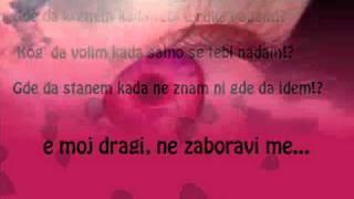 Jelena Tomasevic -Med i zaoka Tekst