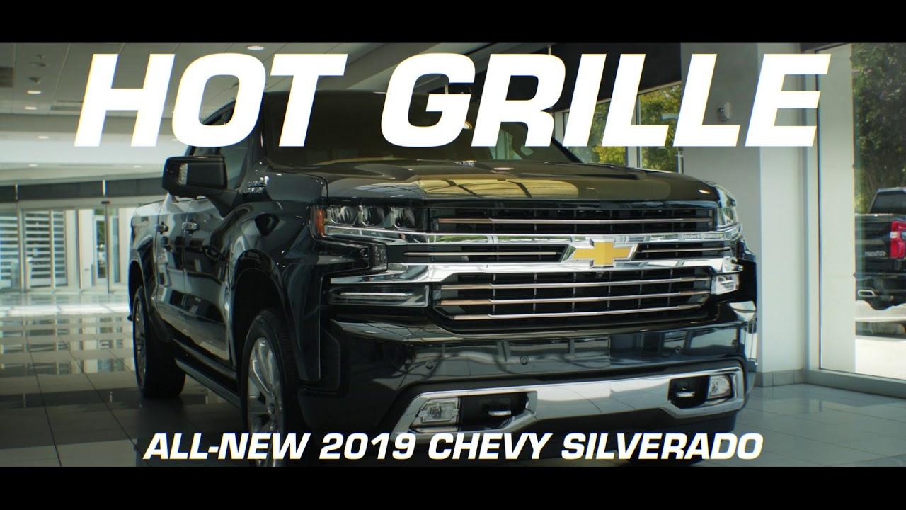 2019 Silverado 1500 At Jimmie Johnsonu0027s Kearny Mesa Chevrolet