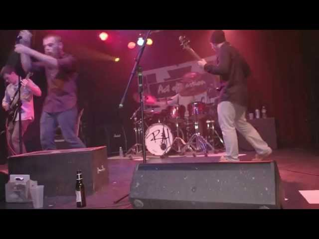 Drum Solo/Take 5/Shattered - Rex Theater 10/25/2014