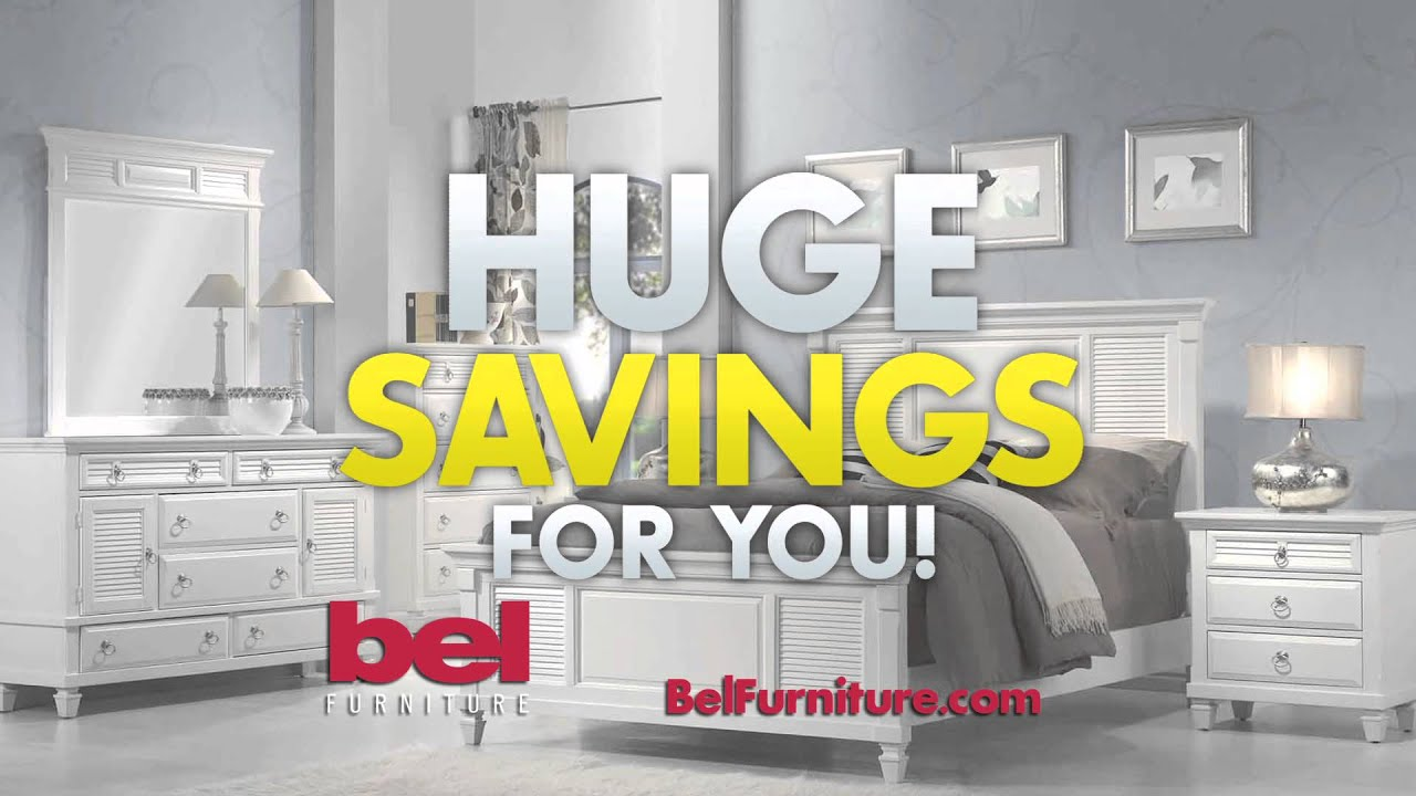 Bel Furniture Year End Clearance Sale Youtube