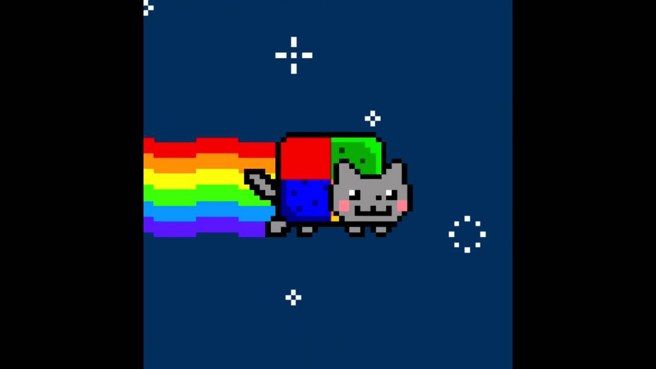 Nyan Cat Wallpaper Windows