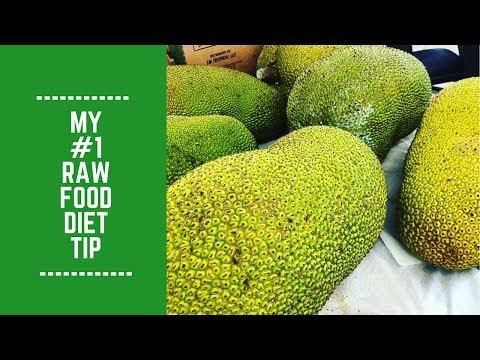 My #1 Raw Food Diet Tip