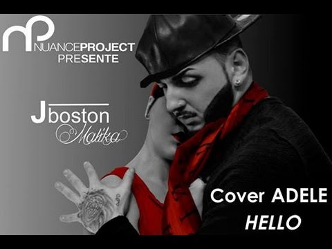 Malika & J. Boston Cover Adèle Hello - Mini Clip.