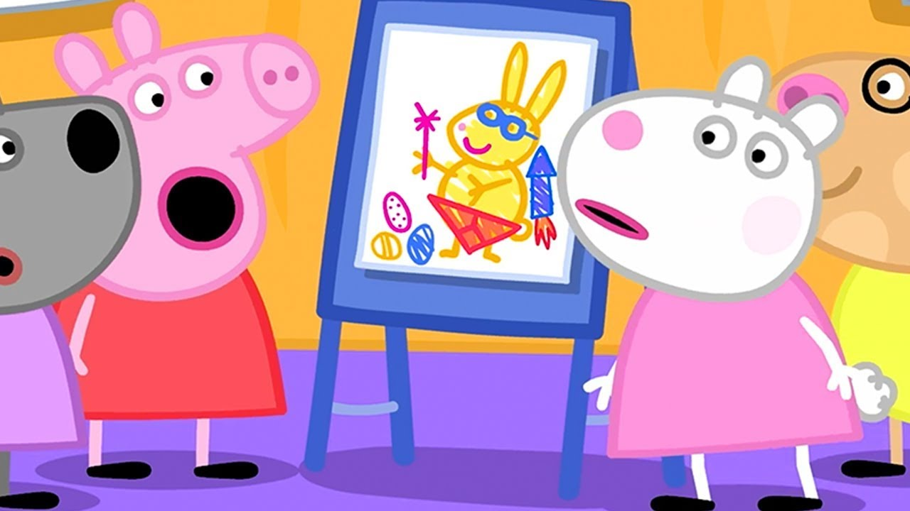 Peppa Pig Official Channel Peppa Pig And Bunny