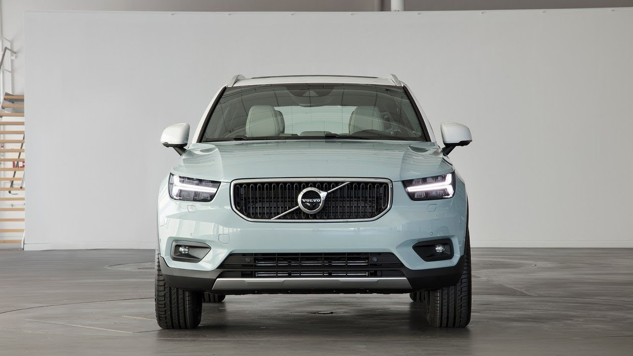 2018 volvo xc40 first look youtube. Black Bedroom Furniture Sets. Home Design Ideas