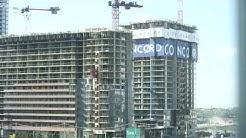 Condo Construction Timelapse (Toronto, Canada)