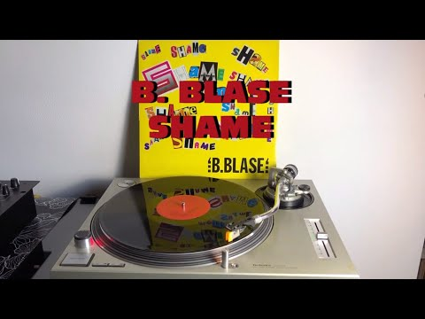B. Blase - Shame (Italo-Disco 1984) (Extended Version) AUDIO HQ - FULL HD