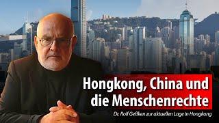 Hongkong, China & die Menschenrechte