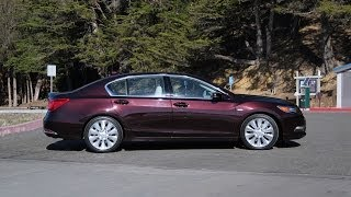 2014 Acura RLX Sport Hybrid Review and Road Test (Pre-Production)