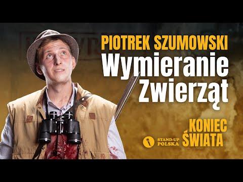 Piotrek Szumowski - Wymieranie Zwierząt | Stand-up Polska