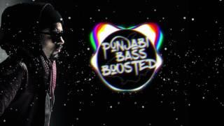 Zamana Jali [BASS BOOSTED] | BOHEMIA | Skull & Bones | Latest Punjabi Song 2016