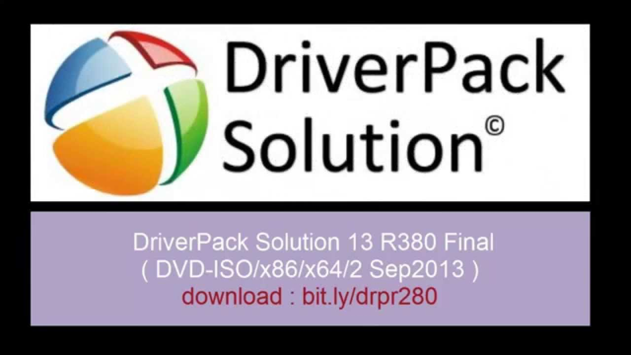 driverpack solution 13 r380 final