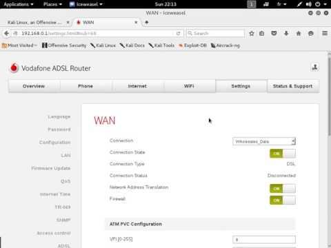 Full Download] Configuration Routeur Vodafone Bra14nr Maroc Telecom