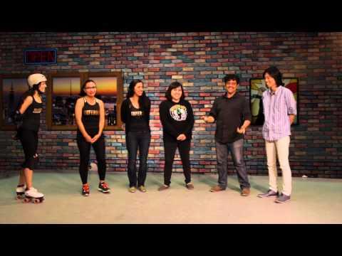 Talkshow ARTV [T2/E3 INFERNO ROLLER DERBY]