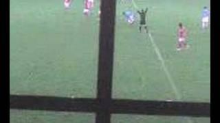 Mouscron - FC Antwerp 12 octobre 2007