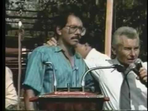 CRUZADA DE GLORIA Y PODER EN NICARAGUA 1987, Yiye Avila