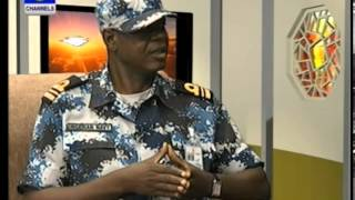 Nigerian Navy to conduct fleet evaluation exercise to comb the Niger-Delta for oil theives PT 2
