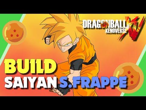Xenoverse  Build Saiyan Au Cac