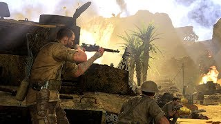 Sniper Elite 3 - Stealth Kills & X-Ray KillCam