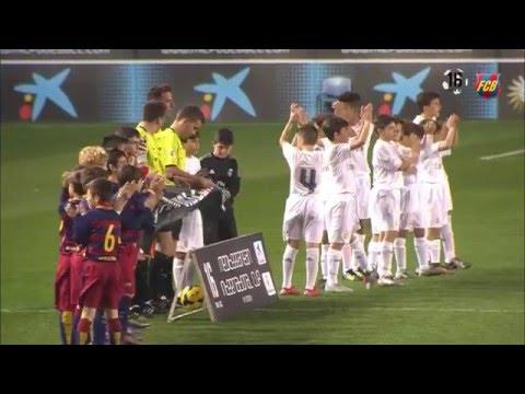 FCB Masia: L'Aleví A guanya el MIC 2016 derrotant el Reial Madrid a la final 20