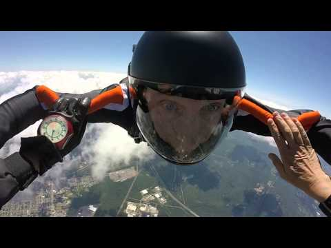 July 25th jump with the greatest instructor ever!