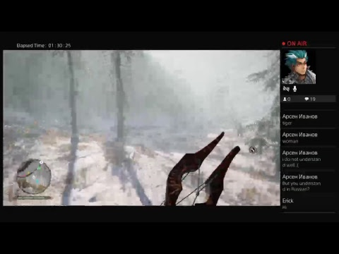 DaltonD123's Live PS4 Broadcast